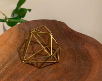 Geodesic, Geometric, Himmeli Ornament