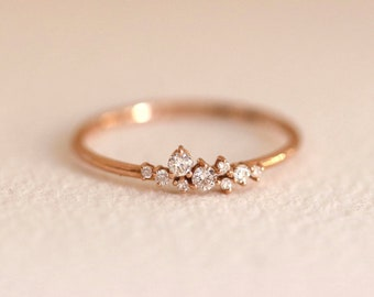 Conflict Free Engagement Rings Etsy