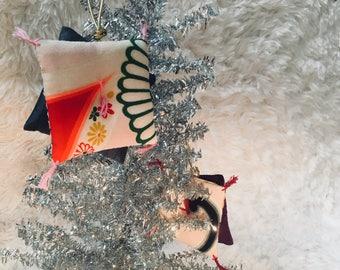 Japanese Cushion Ornament