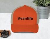Vanlife Trucker Hat / Cap