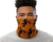 Dirt Bike / Motorcycle - Face Mask / Neck Gaiter / Ski Buff - Bike Mask / Riding / Desert / Offroad / OHV / Motocross