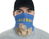 Arizona Neck Gaiter - Face Mask / Mens or Womens
