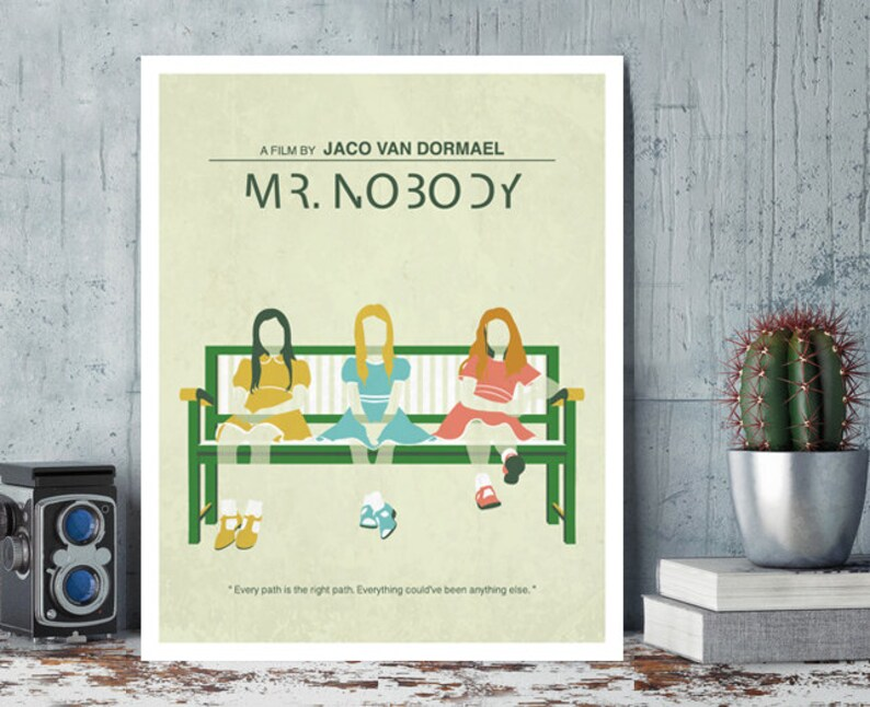 Mr. Nobody Jaco Van Dormael Diane Kruger Sarah Polley Linh image 0