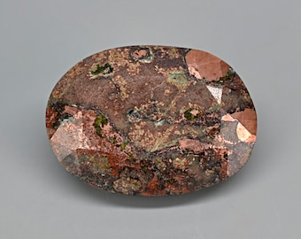 100 ct. Michigan Native Copper Cabochon from Houghton County Beautiful