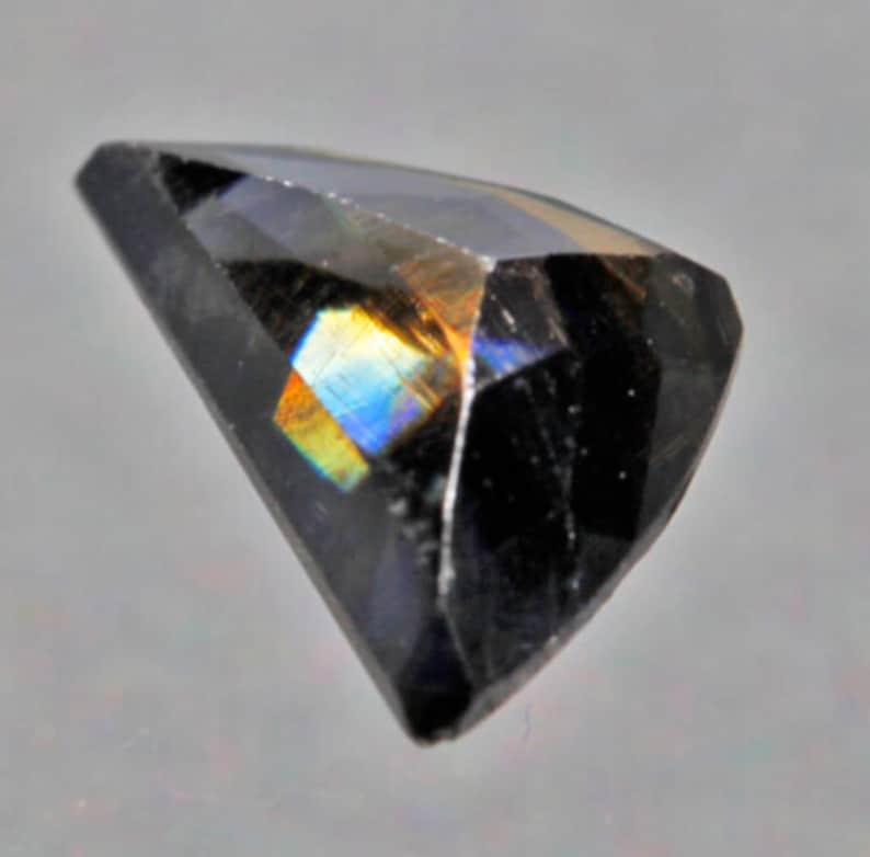 Anatase 0.75 ct Fancy Cut 7.40 x 4.60 mm y506 Blue Gemstone Loose Gem Stone Faceted