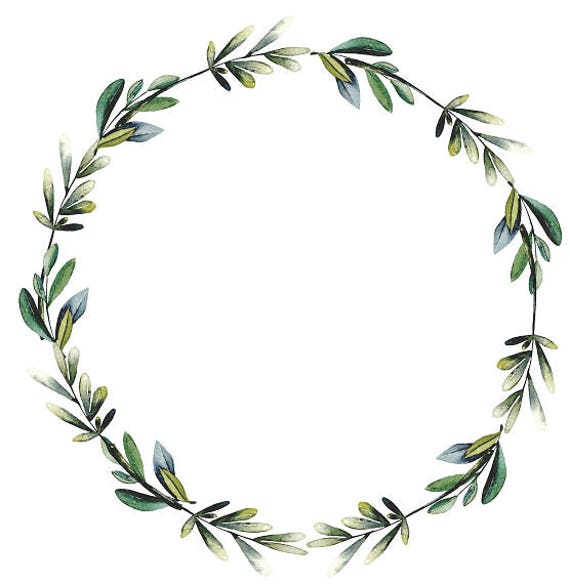 Unusual image intended for wreath printable
