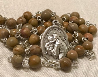 Stone St Anthony Chaplet