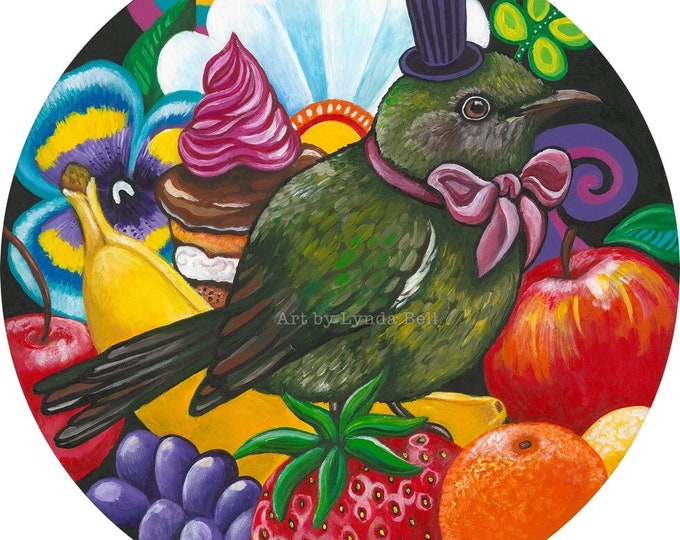Bellbird Picnic - original painting