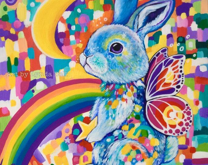 Rainbow Dreams - original painting