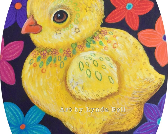 Cedrick Chick - Original Painting