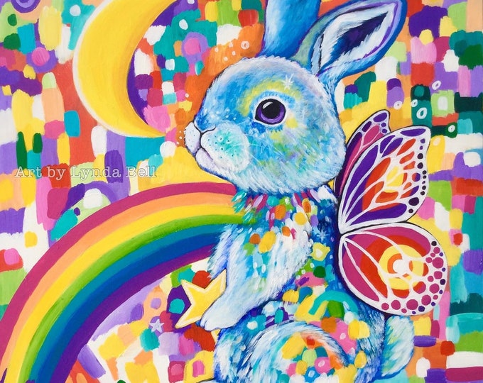 Rainbow Dreams - fine art print