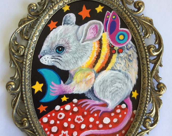Cosima Mouse - original painting