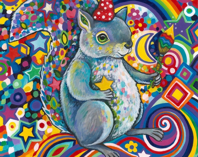 Rainbow Magic - original painting