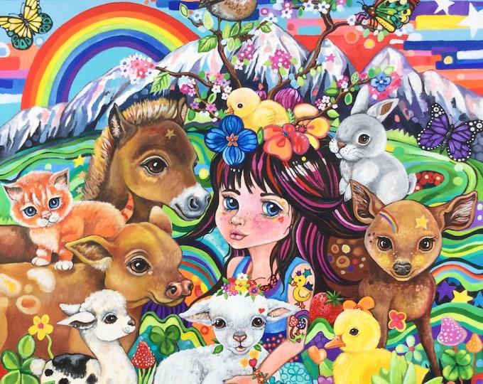 Sweet Wonder - fine art print