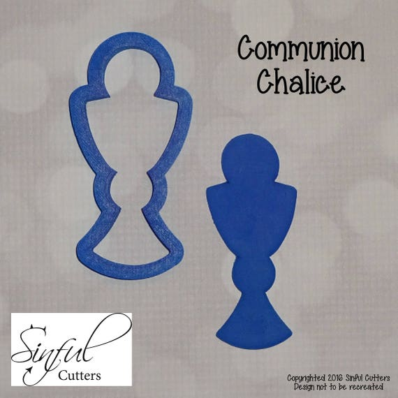 Chalice 101 Cookie Cutter