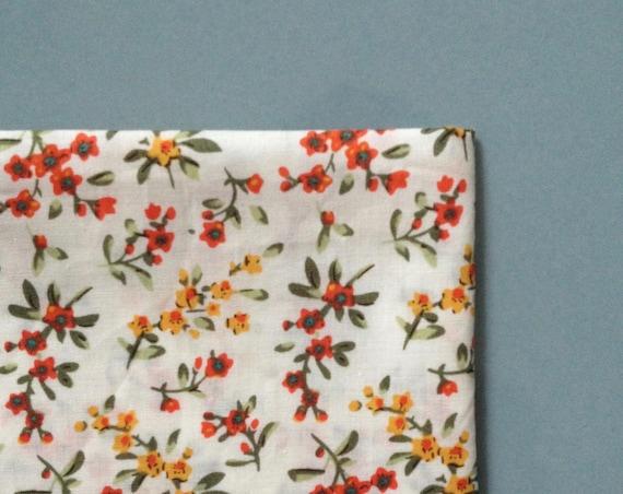 Pocketsquare with Liberty-Print