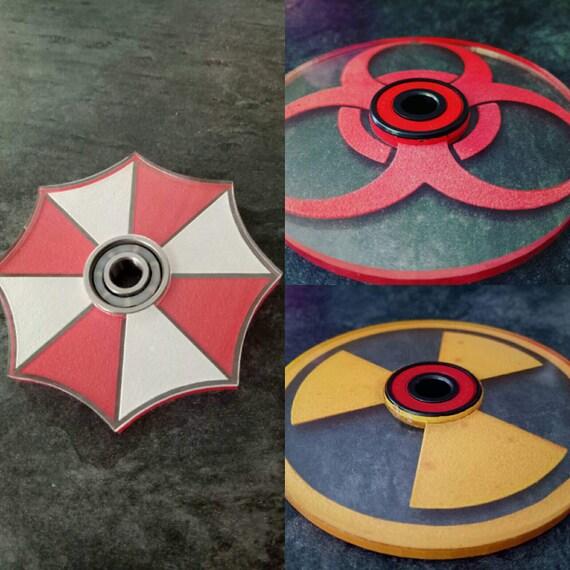 Peint le noyau interne à la main Spinners - Fidget Spinners avec roulement