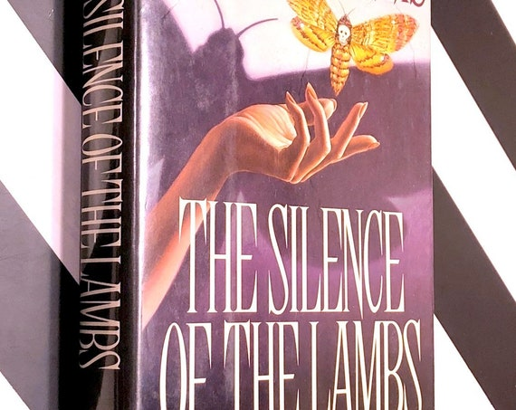 The Silence of the Lambs by Thomas Harris (1988) first edition book