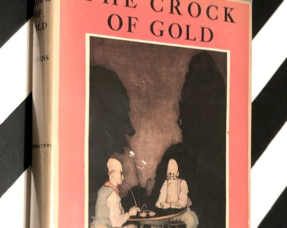 The Crock of Gold by James Stephens (1947) hardcover book