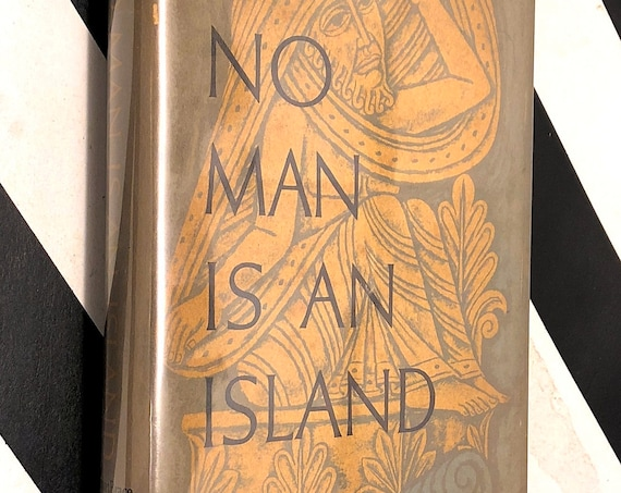 No Man is an Island by Thomas Merton (1955) first edition book
