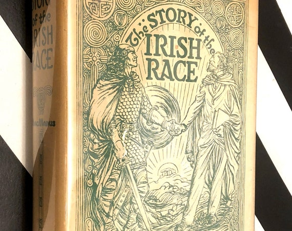 The Story of the Irish Race by Seumas MacManus (1944) hardcover book
