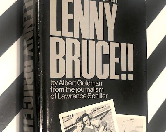 Ladies and Gentlemen, Lenny Bruce!! by Albert Goldman (1974) hardcover book