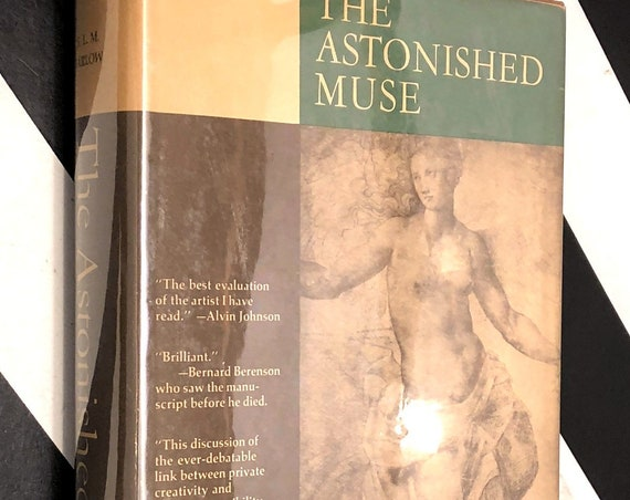 The Astonished Muse by S. L. M. Barlow (1961) first edition book