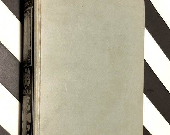 Katherine Blackford - Analyzing Character (1922) hardcover book