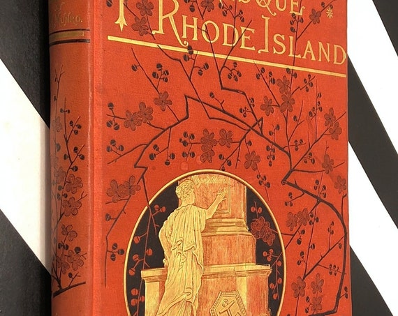 Picturesque Rhode Island by Wilfred H. Munro (1881) first edition book