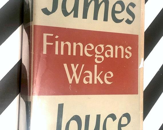Finnegans Wake by James Joyce (1939) hardcover book