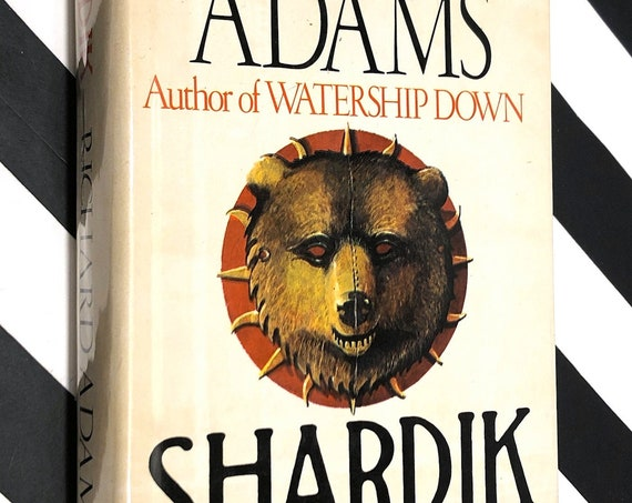 Shardik by Richard Adams (1974) first edition book