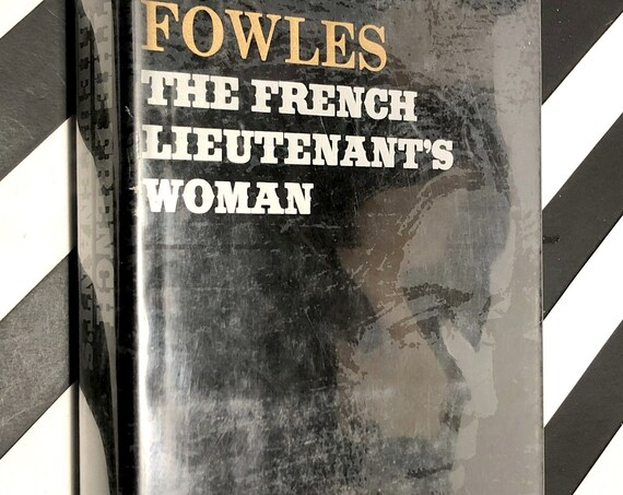 The French Lieutenant's Woman by John Fowles (1969) hardcover book