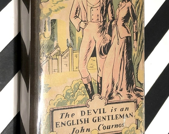 The Devil is an English Gentleman by John Cournos (1932) first edition book