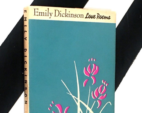 Love Poems by Emily Dickinson (no date) hardcover book