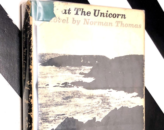 Ask at the Unicorn by Norman Thomas (1963) first edition book