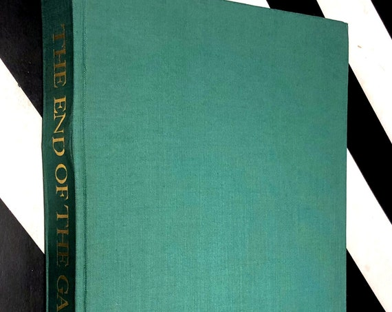 The End of the Game by Peter Beard (1965) first edition book