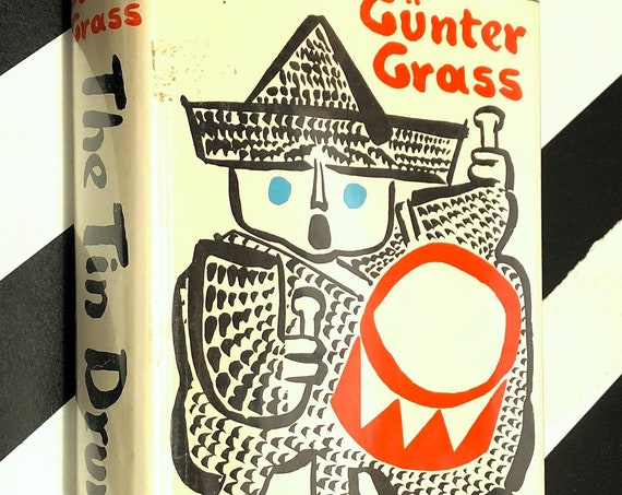 The Tin Drum by Gunter Grass (1962) first edition book