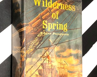 Wilderness of Spring by Edgar Pangborn (1958) first edition book