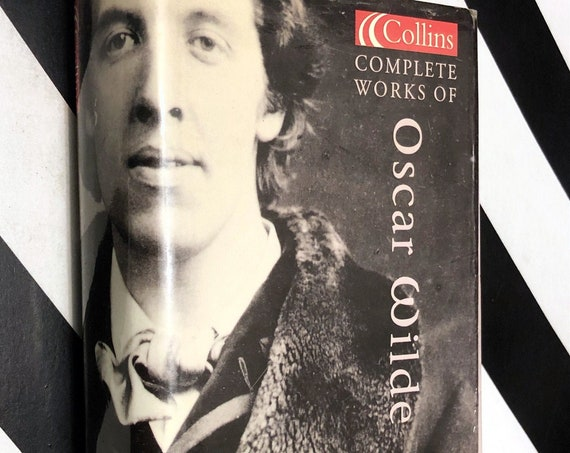 The Complete Works of Oscar Wilde (1948) hardcover book