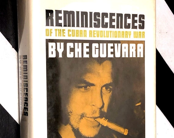 Reminiscences of the Cuban Revolutionary War by Che Guevara (1968) first edition book