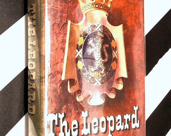 The Leopard by Giuseppe di Lampedusa (1960) first edition book