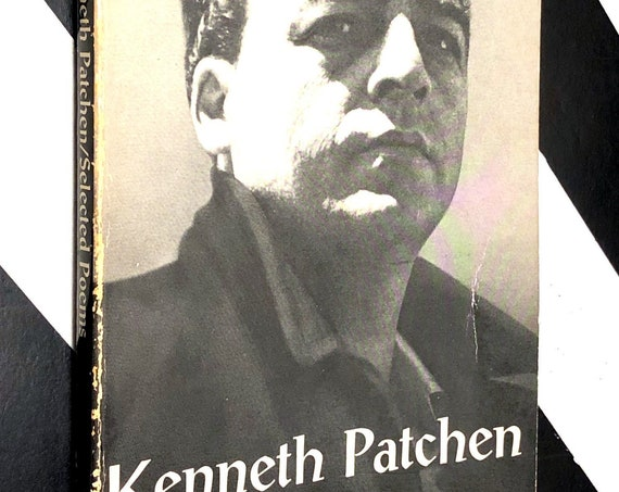 Selected Poems by Kenneth Patchen (1957) trade paperback book