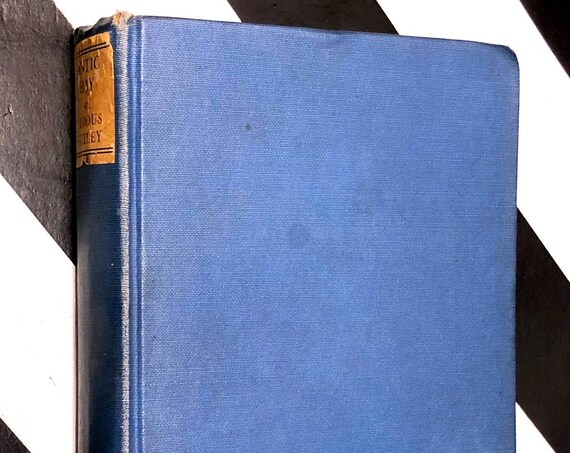 Antic Hay by Aldous Huxley (1923) first edition book
