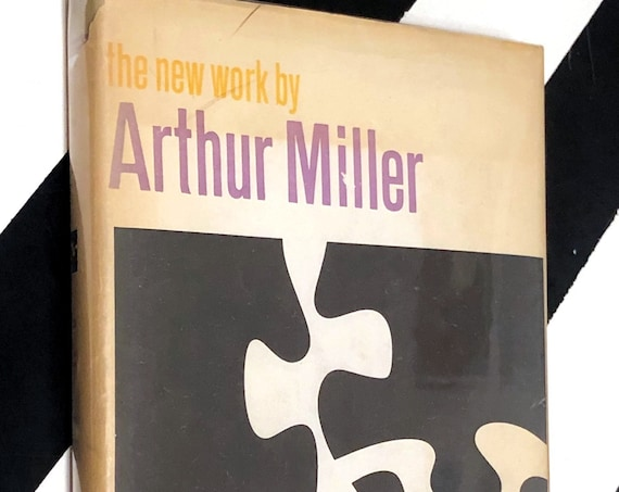 The Misfits by Arthur Miller (1961) hardcover book