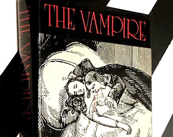 The Vampire by Montague Summers (1991) hardcover book