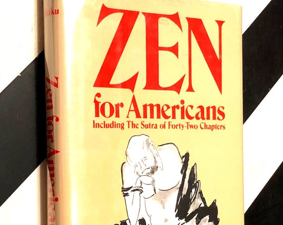 Zen for Americans by Soyen Shaku (1993) hardcover book