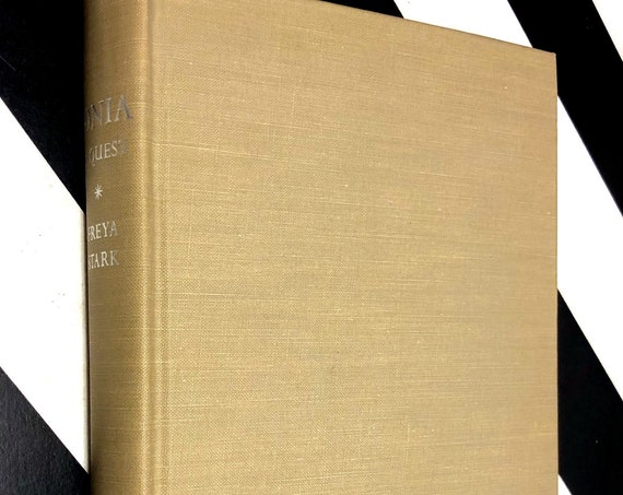 Ionia: A Quest by Freya Stark (1955) hardcover book