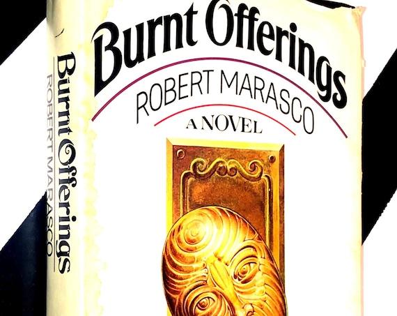 Burnt Offerings: A Novel by Robert Marasco (1973) hardcover book