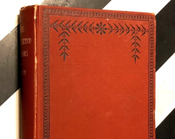 Essays Upon Some Controverted Questions by Thomas Huxley (1892) first edition book