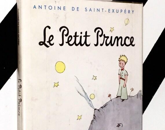 Le Petit Prince by Antoine de Saint-Exupery (1971) hardcover book